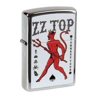 Briquet ZIPPO - ZZ TOP, ZIPPO, ZZ-Top