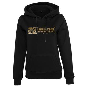 Sweat à capuche pour femmes Linkin Park - Anniversay Logo - noir, NNM, Linkin Park