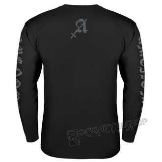 t-shirt hardcore pour hommes - BLACK WOLF - AMENOMEN, AMENOMEN