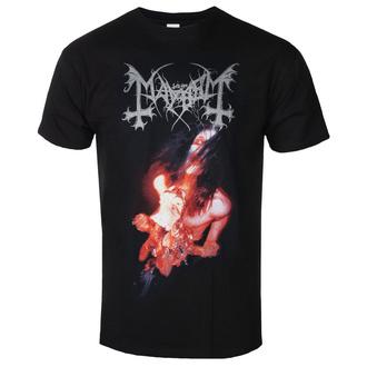 tee-shirt métal pour hommes Mayhem - Maniac - RAZAMATAZ, RAZAMATAZ, Mayhem