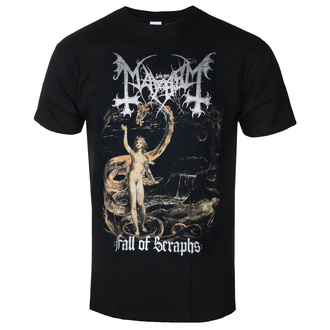 tee-shirt métal pour hommes Mayhem - Fall Of Seraphs - RAZAMATAZ, RAZAMATAZ, Mayhem