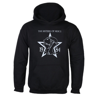Sweat à capuche pour hommes SISTERS OF MERCY - LOGO - NOIR - GOT TO HAVE IT, GOT TO HAVE IT, Sisters of Mercy