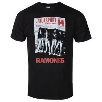 T-shirt pour hommes RAMONES - PALASPORT POSTER - NOIR - GOT TO HAVE IT, GOT TO HAVE IT, Ramones