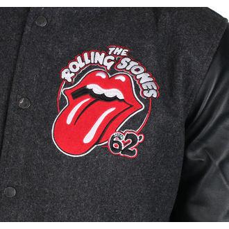 veste printemps / automne Rolling Stones - VERSITY - AMPLIFIED