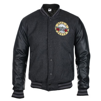 veste printemps / automne Guns N' Roses - VARSITY - AMPLIFIED, AMPLIFIED, Guns N' Roses