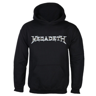 sweat-shirt avec capuche pour hommes Megadeth - COUNTDOWN TO EXTINCTION - PLASTIC HEAD, PLASTIC HEAD, Megadeth