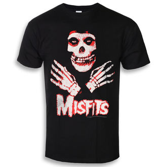 tee-shirt métal pour hommes Misfits - Hands - ROCK OFF, ROCK OFF, Misfits