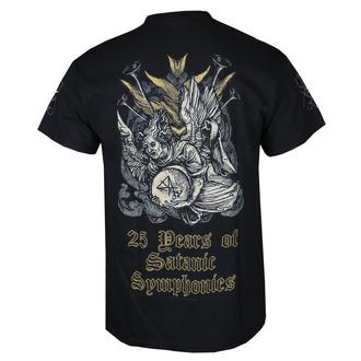 tee-shirt métal pour hommes Dark Funeral - 25 Years Of Satanic Symphonies - RAZAMATAZ, RAZAMATAZ, Dark Funeral