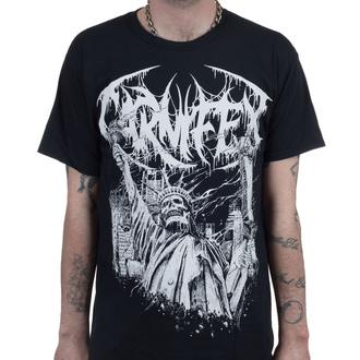 T-shirt Carnifex pour hommes - Liberty - Noir - INDIEMERCH, INDIEMERCH, Carnifex