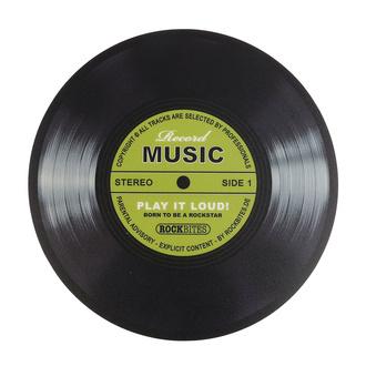 Tapis de souris Record music - Grtin - ROCKBITES, Rockbites