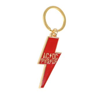 Porte clé (pendentif) AC / DC - POWER UP - Eclair - RAZAMATAZ, RAZAMATAZ, AC-DC