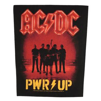 Grand patch AC / DC - POWER UP - Band - RAZAMATAZ, RAZAMATAZ, AC-DC