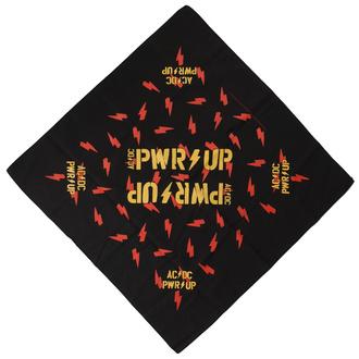 Bandana écharpe AC / DC - POWER UP - RAZAMTAZ, RAZAMATAZ, AC-DC
