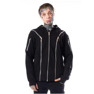 sweat-shirt avec capuche pour hommes - AARO - POIZEN INDUSTRIES, POIZEN INDUSTRIES