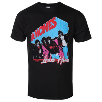 T-shirt Ramones pour hommes - Leave Home - ROCK OFF, ROCK OFF, Ramones