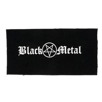 Patch Black metal