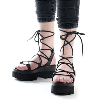 Chaussures (sandales) pour femmes ALTERCORE - Sue - Noir, ALTERCORE
