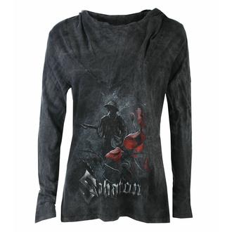 T-shirt à manches longues pour femmes SABATON - Flanders fields DELUXE - NUCLEAR BLAST, NUCLEAR BLAST, Sabaton