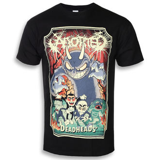 tee-shirt métal pour hommes Aborted - Deadheads - RAZAMATAZ