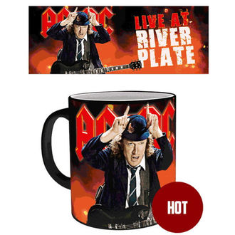 Mug thermoplastique AC / DC - GB posters, GB posters, AC-DC