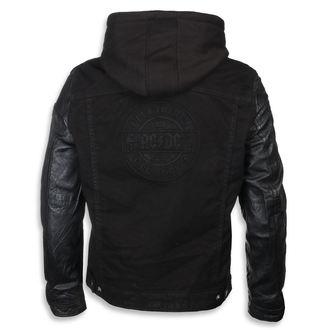 veste en cuir AC-DC - Black - NNM - M0010539_black