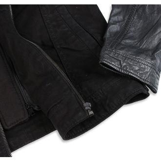 veste en cuir AC-DC - Black - NNM