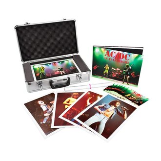 Livre Collector (ensemble) AC / DC - IN FULL FLIGHT, NNM, AC-DC