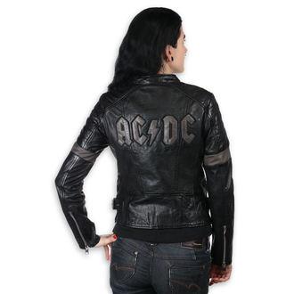 veste en cuir pour femmes AC-DC - MEGYN - NNM, NNM, AC-DC
