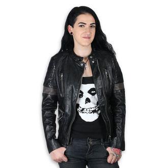veste en cuir pour femmes AC-DC - MEGYN - NNM