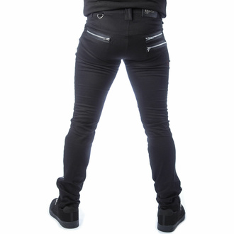 Pantalon pour hommes VIXXSIN - ACCIUS - NOIR, VIXXSIN
