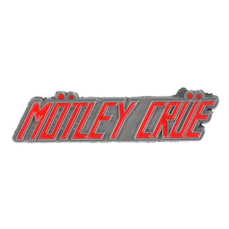 Broche Mötley Crüe - Logo - RAZAMATAZ, RAZAMATAZ, Mötley Crüe