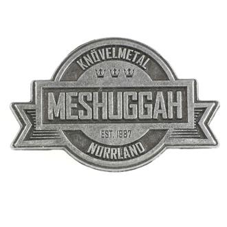 Broche Meshuggah - Crest' Metal - RAZAMATAZ, RAZAMATAZ, Meshuggah