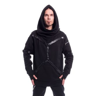 sweat-shirt avec capuche pour hommes - ADAM - HEARTLESS, HEARTLESS