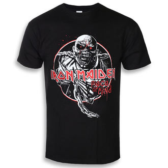 tee-shirt métal pour hommes Iron Maiden - Piece Of Mind Circle - ROCK OFF, ROCK OFF, Iron Maiden