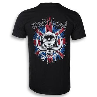 tee-shirt métal pour hommes Motörhead - British Warpig & Logo - ROCK OFF, ROCK OFF, Motörhead
