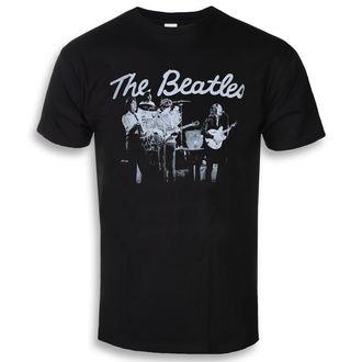 tee-shirt métal pour hommes Beatles - 1968 Live Photo - ROCK OFF, ROCK OFF, Beatles
