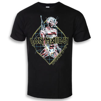 tee-shirt métal pour hommes Iron Maiden - Somewhere In Time Diamond - ROCK OFF, ROCK OFF, Iron Maiden