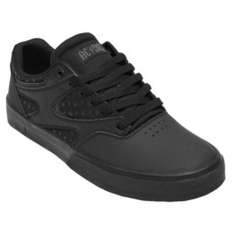 Chaussures DC - AC / DC - BACK IN BLACK - NOIR / NOIR / GRIS, DC, AC-DC