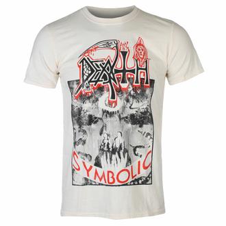 T-shirt pour hommes DEATH - SYMBOLIQUE - OFF WHITE - PLASTIC HEAD, PLASTIC HEAD, Death