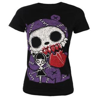 t-shirt hardcore pour femmes - My Monster - Akumu Ink, Akumu Ink