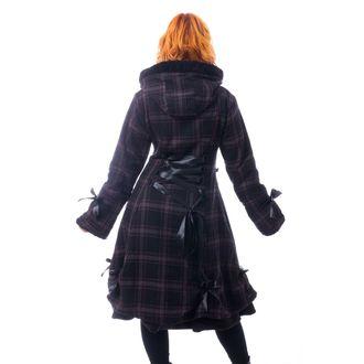 Manteau pour femmes Poizen Industries - ALICE - NOIR, POIZEN INDUSTRIES