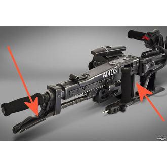 Décoration ALIEN  - Smartgun - HCG9358 - ENDOMMAGÉ, NNM, Alien - Vetřelec