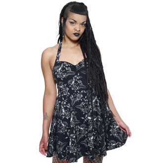 Robe pour femme KILLSTAR - Aloha From Hell Skater, KILLSTAR