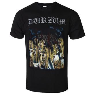 tee-shirt métal pour hommes Burzum - BURNING WITCHES - PLASTIC HEAD, PLASTIC HEAD, Burzum
