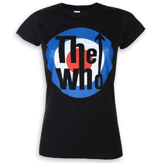 tee-shirt métal pour femmes Who - Target Classic - ROCK OFF, ROCK OFF, Who