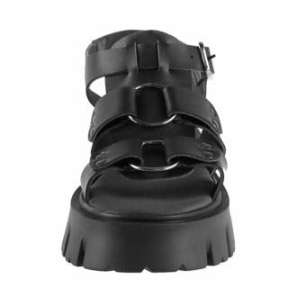 Chaussures (sandales) pour femmes ALTERCORE - Samantha Vegan - Noir, ALTERCORE
