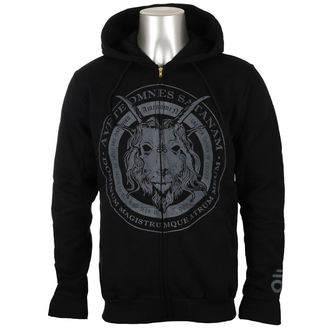 sweat-shirt avec capuche pour hommes - CHURCH OF SATAN - AMENOMEN, AMENOMEN