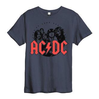 tee-shirt métal pour hommes AC-DC - AMPLIFIED - AMPLIFIED, AMPLIFIED, AC-DC