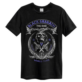tee-shirt métal pour hommes Black Sabbath - Black - AMPLIFIED, AMPLIFIED, Black Sabbath
