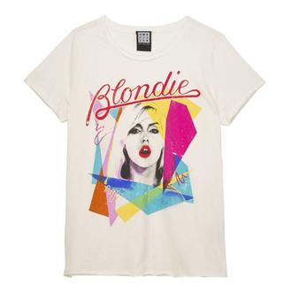 tee-shirt métal pour femmes Blondie - Ahoy 80s - AMPLIFIED, AMPLIFIED, Blondie